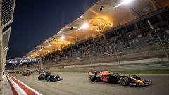 F1 GP Bahrain 2021, Sakhir: la partenza della gara