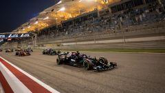 F1 GP Bahrain 2021, Sakhir: Lewis Hamilton (Mercedes AMG F1)