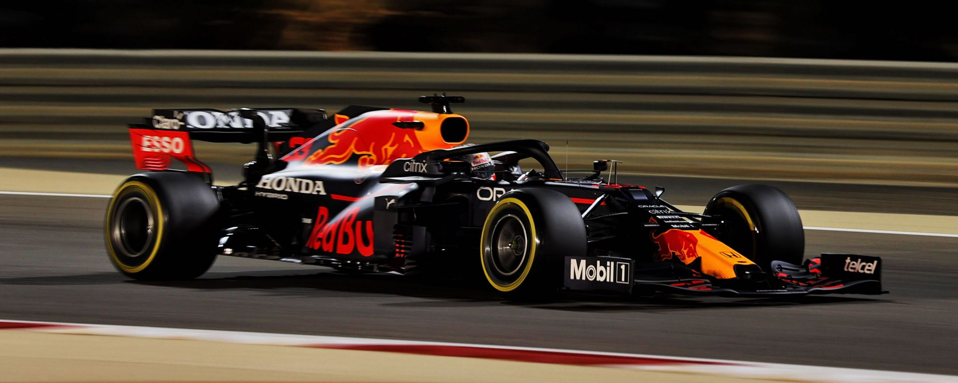 F1 GP Bahrain 2021, Sakhir: Max Verstappen (Red Bull Racing)