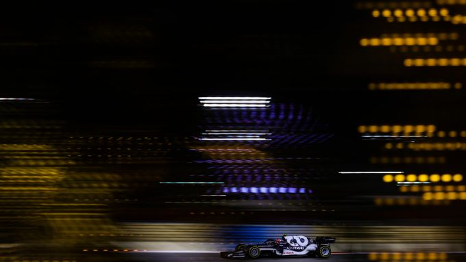 F1 GP Bahrain 2021, Sakhir: Pierre Gasly (Scuderia AlphaTauri)