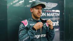 F1 GP Bahrain 2021, Sakhir: Sebastian Vettel (Aston Martin)