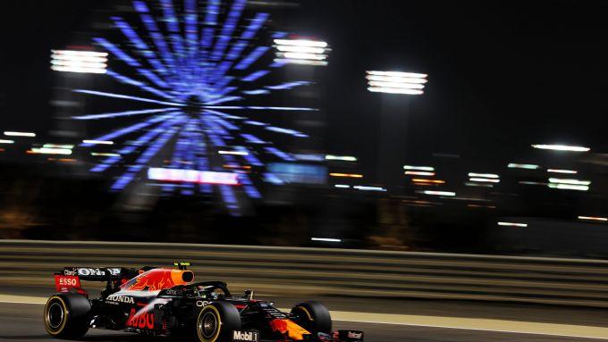 F1 GP Bahrain 2021, Sakhir: Sergio Perez (Red Bull Racing)