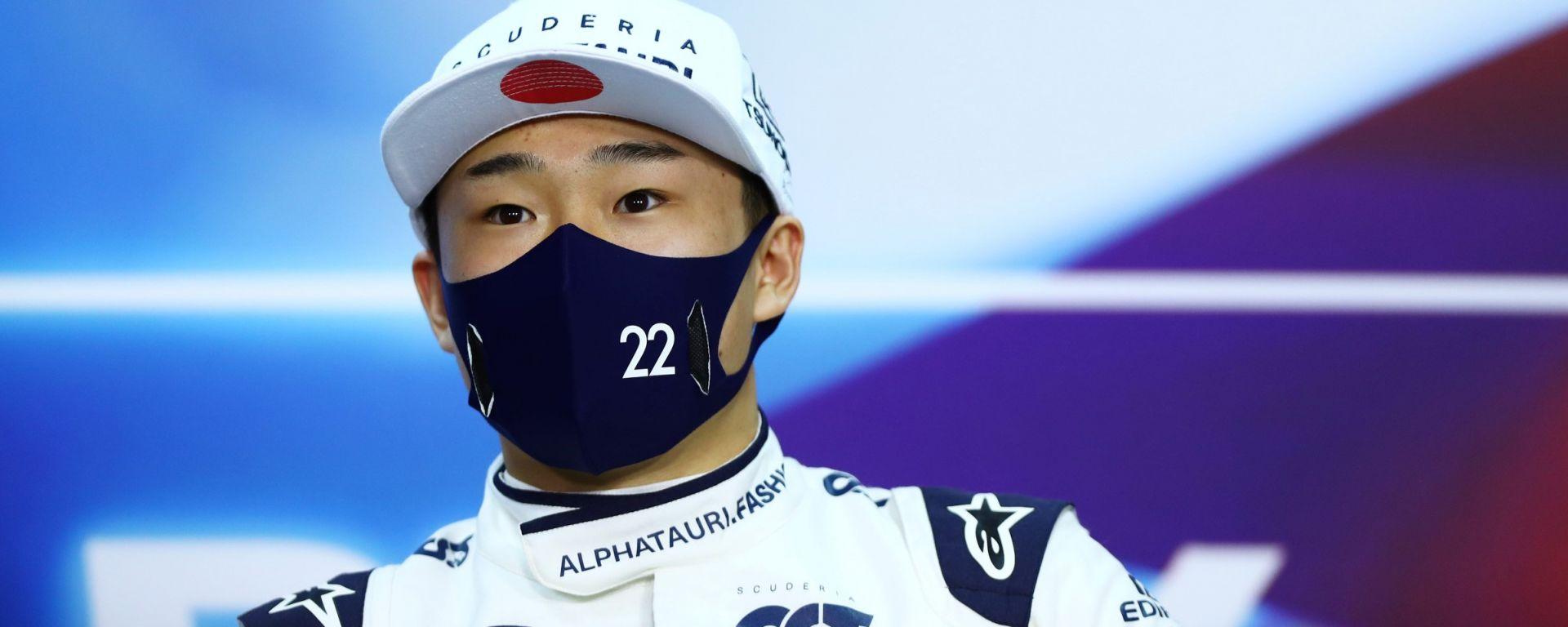 F1, GP Bahrain 2021: Yuki Tsunoda (AlphaTauri)