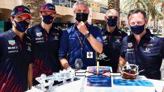 F1, GP Bahrain: la torta