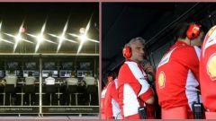 F1 GP Baku: le comunicazioni radio di Ferrari e Mercedes - Immagine: 1
