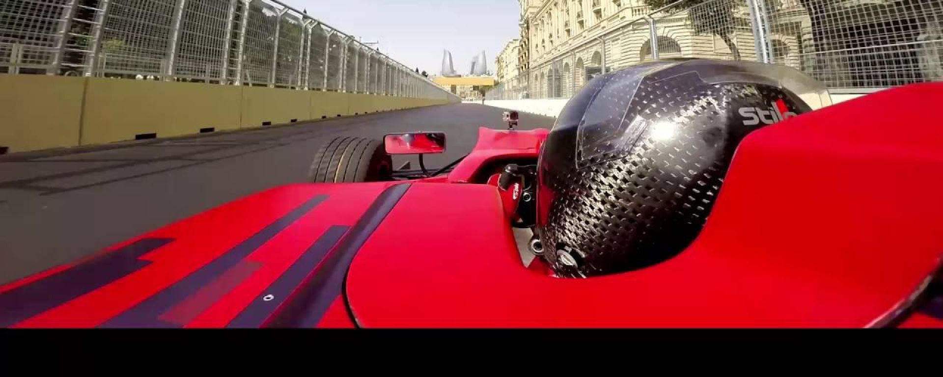 F1 GP Baku - Orari TV e TimeTable