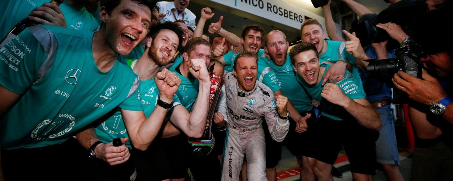 F1 GP Baku: le pagelle