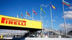 F1 GP Barcellona: scelte le gomme Pirelli