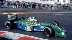 Con questa cifra potete assicurarvi la Jordan 191 di Schumacher