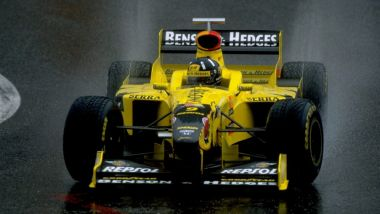 F1 GP Belgio 1998, Spa-Francorchamps: Damon Hill (Jordan)
