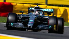F1 GP Belgio 2019, Lewis Hamilton (Mercedes)