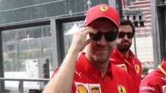 F1 GP Belgio 2019, Sebastian Vettel (Ferrari)