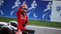 F1 GP Belgio 2019, Spa: Charles Leclerc (Ferrari)
