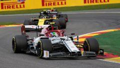 F1 GP Belgio 2019, Spa Francorchamps, Antonio Giovinazzi (Alfa Romeo)