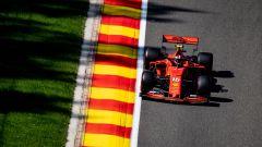 GP Belgio 2019 PL2: fulmine Leclerc, preoccupa il passo