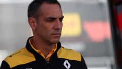 F1 GP Belgio 2019, Spa Francorchamps: Cyril Abiteboul (Renault)