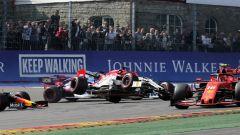 F1 GP Belgio 2019, Spa Francorchamps, Kimi Raikkonen (Alfa Romeo)