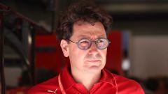 F1 GP Belgio 2019, Spa Francorchamps, Mattia Binotto (Ferrari)