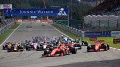 GP Belgio 2019, Var di Spa: tutto tranquillo per Pirro