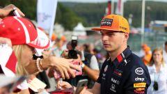 """Verstappen su Albon-Gasly: """"Non è stata una sorpresa"""""""