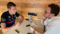 F1 GP Belgio 2019, Spa: MotorBox intervista Daniil Kvyat nell'hospitality Red Bull-Toro Rosso - 3