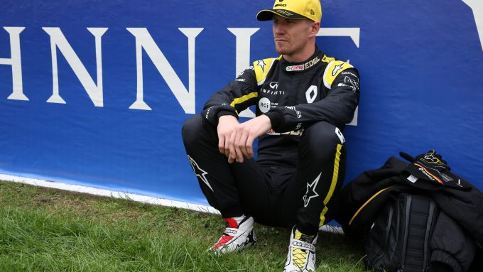 F1 GP Belgio 2019, Spa: Nico Hulkenberg (Renault)