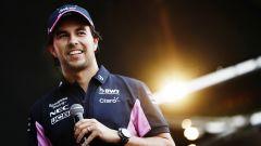 F1 GP Belgio 2019, Spa: Sergio Perez rinnova il contratto con la Racing Point