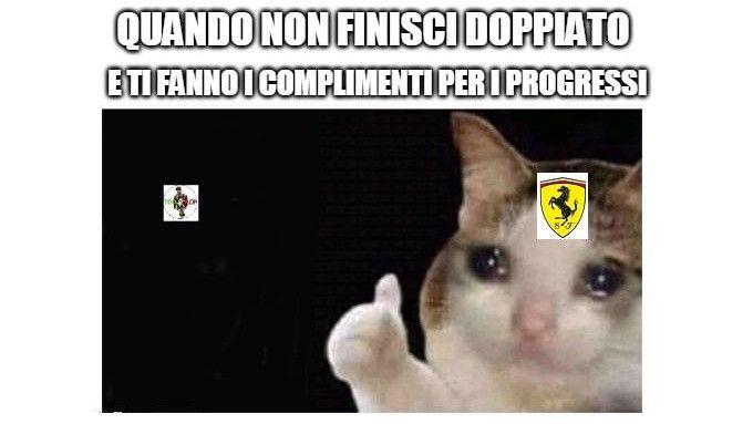 F1, GP Belgio 2020: i progressi della Ferrari