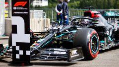 F1, GP Belgio 2020: la Mercedes di Lewis Hamilton