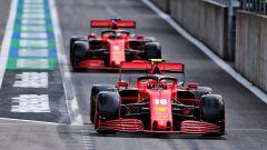 Ferrari, quando un tredicesimo posto vale una pole position