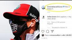 F1, GP Belgio 2020: l'Ermetico Kimi