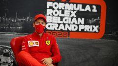 """Vettel conferma: """"L'anno prossimo guiderò"""""""