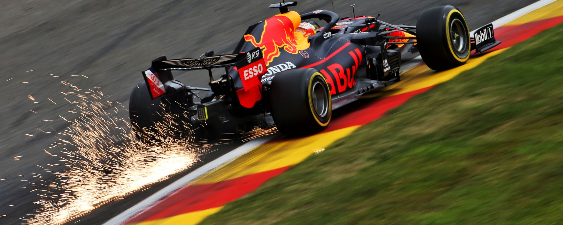 F1 GP Belgio 2020, Spa: Max Verstappen (Red Bull Racing)