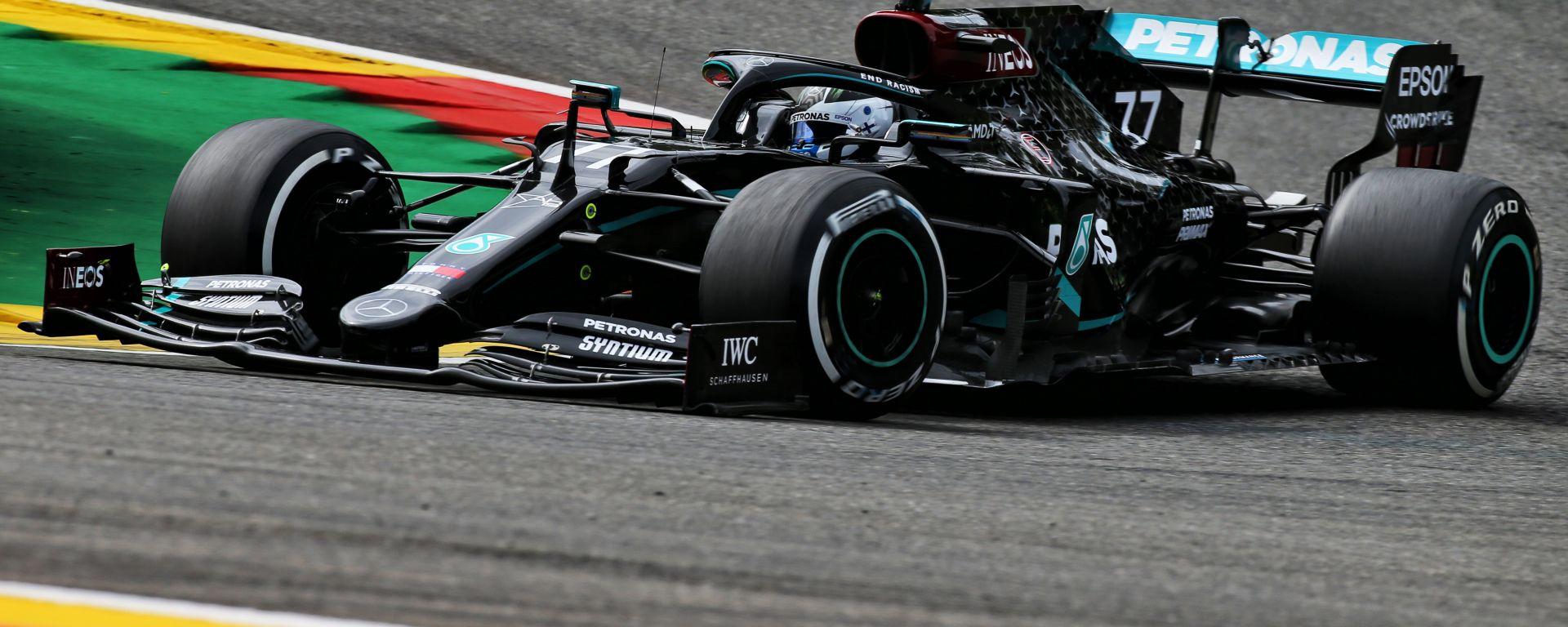 F1 GP Belgio 2020, Spa: Valtteri Bottas (Mercedes AMG F1)