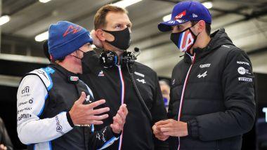 F1, GP Belgio 2021: fissando Nando