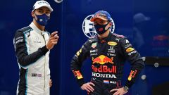 GP Belgio 2021: analisi qualifiche su Instagram
