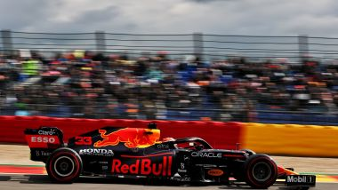 F1, GP Belgio 2021: Max Verstappen (Red Bull)