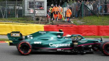 F1, GP Belgio 2021: Sebbb sfreccia davanti a Sciarl