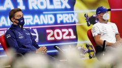 """Bottas e Russell in coro: """"Nessuna novità sul futuro"""""""