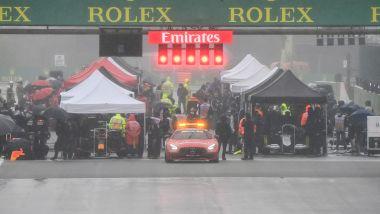 F1 GP Belgio 2021, Spa: la (non) partenza della gara