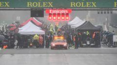 Var F1 GP Belgio 2021: Sainz e Leclerc evitano penalità