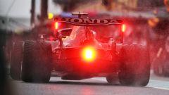 F1 GP Belgio 2021, PL3: Verstappen domina sul bagnato