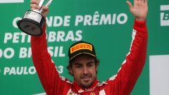 F1 GP Brasile 2013, Interlagos, Fernando Alonso (Ferrari)