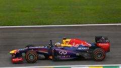 F1, GP Brasile 2013: Sebastian Vettel (Red Bull)