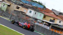 F1 GP Brasile 2014, l'ultima gara in Toro Rosso per Vergne