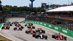 F1 GP Brasile 2018: gli orari tv Sky e TV8