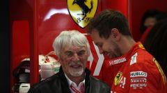 """Scommetterei su Leclerc se Hamilton fosse in Ferrari"""