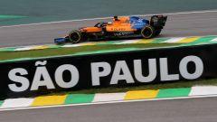 F1, GP Brasile 2019: Carlos Sainz (McLaren)