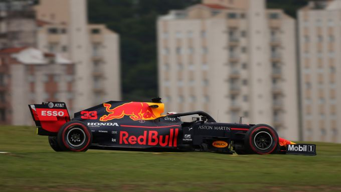 F1 GP Brasile 2019, Interlagos: Max Verstappen (Red Bull)