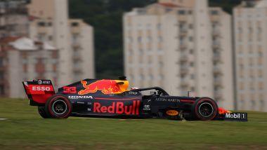 F1 GP Brasile 2019, Interlagos: Max Verstappen (Red Bull)
